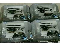 Christmas gifts 3.5 Channel Infrared Controlled Mini Spy Helicopter with Gyro and Camera