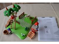Playmobil Apple Orchard Set - Playmobil (Spares) Fairy/Angel Wings & Hair