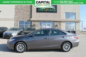 2015 Toyota Camry LE**BACK UP CAMERA**  **TOUCHSCREEN**  **BLUET