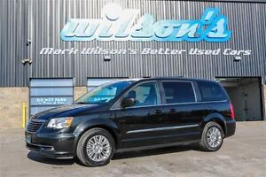 2016 Chrysler Town & Country TOURING! DUAL DVD! LEATHER! BLUETOO