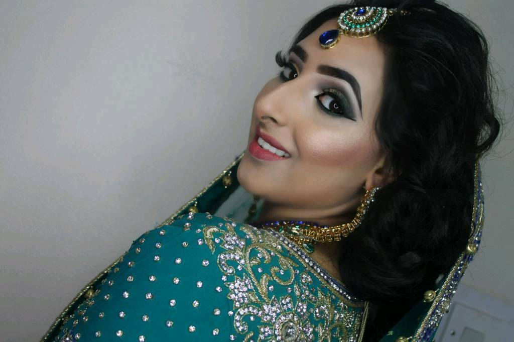 Mehndi Makeup And Hairstyle : Makeup artist hair stylist hijab mehndi special