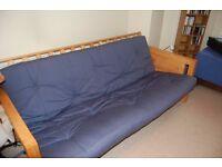 Futon/Sofa bed in perfect condition.