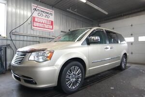 2011 Chrysler Town & Country JAMAIS ACCIDENTE Limitée CUIR FULL