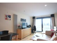 **A two double bedroom, two bathroom apartment in South Quay/ Canary Wharf , E14