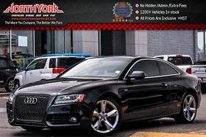 2011 Audi A5 2.0L Premium Plus S-Line Quattro|Nav|Sunroof|Leath