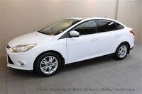 2012 Ford Focus SEL! SUNROOF! HEATED LEATHER! SYNC! ALLOYS!