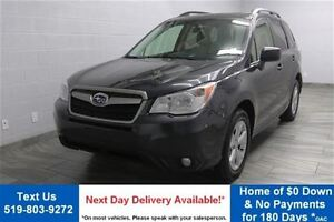 2014 Subaru Forester AWD 2.5i TOURING w/ PANORAMIC ROOF! REVERSE