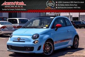 2016 Fiat 500C NEW Car Abarth|Comfort&Convenience Grp.|Beats Aud