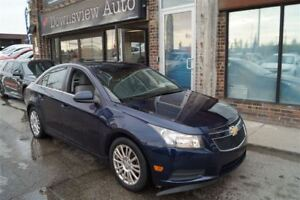 2011 Chevrolet Cruze 6SPD!FULLY LOADED!FULLY CERTIFIED@NO EXTRA