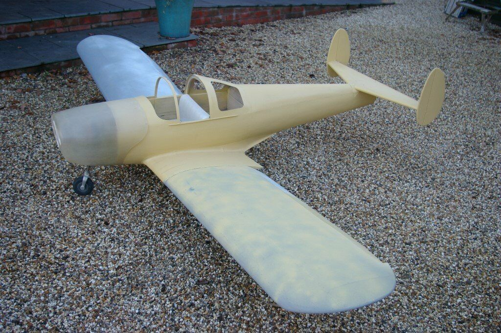 1/3 Scale Ercoupe Balsa USA RC Model aircraft | in Halesworth, Suffolk |  Gumtree