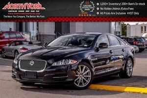 2014 Jaguar XJ BASE|AWD|Nav|Pano_Sunroof|BlindSpot|Meridian Soun