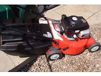 lawnflite mtd rover self propelled 19 inch rotary lawnmower
