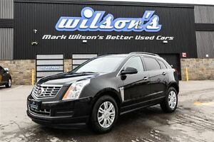 2013 Cadillac SRX LEATHER! BLUETOOTH! HEATED SEATS!  POWER PACKA