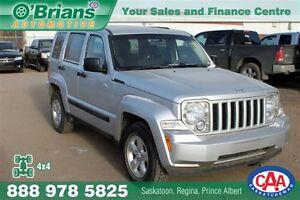 2011 Jeep Liberty Sport - 4x4