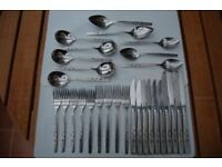 Oneida Capistrano, Cherish & 'odds' Quality Vintage Cutlery, 44 items, £1 each, Excellent Condition