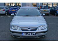 Volkswagen Bora 2.0 S One Owner 1 Year Mot Outstanding Condition