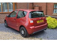 Citroen C2 1.4 VTR 08 - Low mileage - cheap insurance