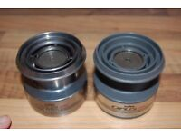 2 Diawa opus plus 5000 spare spools new never used as photo's