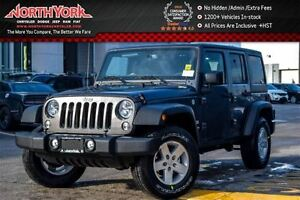2017 Jeep WRANGLER UNLIMITED Sport 4X4 New Car|Hardtop|Pwr & Con