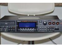 ROLAND VP9000 Variphrase + V PRODUCER and hundreds of sound files on roland discs