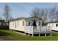 Luxury 6 berth caravan for let, Seton Sands Haven