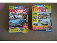 Classic Monthly and Practical Classic Magazines