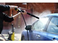 CAR WASHER / VALETER REQUIRED