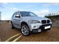 BMW X5 3.0D SE Xdrive ,7 seats, Panoramic-sun roof, DAB, Sat nav