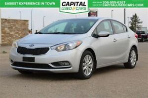 2016 Kia Forte **ACCIDENT FREE**HEATED SEATS**BT**BACKUP CAMERA*