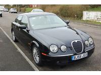 Jaguar s type 2.7D Auto 2006/56 Sat nav. Heated leather etc etc