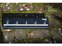 VOX 4 CHANNEL FLOOR BOARD