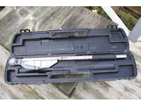 NORBAR 100-500nM 3/4'' TORQUE WRENCH(USED)