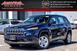 2016 Jeep Cherokee NEW Car|Sport|Bluetooth|A/C|Keyless Entry|Pow
