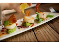 Sous chef required for gastro pub