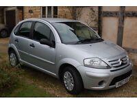 Citroen C3 Hatchback Special Desire 5 Door 1.4i Petrol 07 Plate Silver
