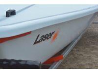 New Laser Sailing Boat/Dinghy