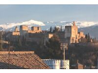What about spending time in Granada/Spain before buying?