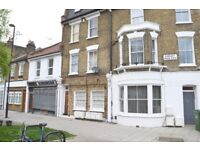 TWO DOUBLE BEDROOM FLAT WITH PATIO AVAIL IN SW8 NOW NEAR VAUXHALL STATION ONLY £300 PER WEEK