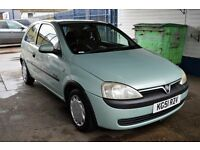 Vauxhall CORSA confort drives amazing with MOT Until Novemeber 2016 selling for £495