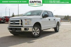 2015 Ford F-150 XLT**SUPERCREW**CRUISE CONTROL** **BLUETOOTH**