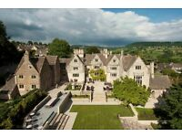 Live in Night Porter wanted for Luxury Cotswold B&B