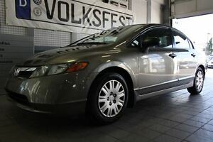 2007 Honda Civic DX-G+ AUT+ AIR+ GROUPE ELECTRIQUE,