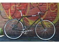 Brand new single speed fixed gear fixie bike/ road bike/ bicycles + 1year warranty & free service ga