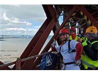 Abseil the Forth Rail Bridge for Age Scotland