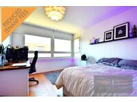 DISCOUNTED TENANT FEES - 4 BEDROOM NO LOUNGE FLAT TO RENT IN SE5 - SPLIT LEVEL WITH PRIVATE BALCONY