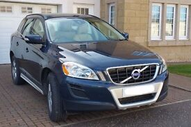 Volvo XC60, 2012, 2.0L, Manual, Metallic Blue, Excellent Condition, £13750