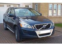 Volvo XC60, 2012, 2.0L, Manual, Metallic Blue, Excellent Condition, £13750