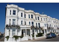 One bedroom flat to let on Marine Parade Worthing, a short distance from the town centre.