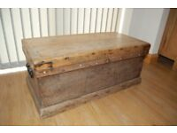 Blanket Box/Chest Distressed Look