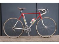 Fantastic Vintage French Lightweight Pyrenea Sport Mens Road Bike 56cm Frame